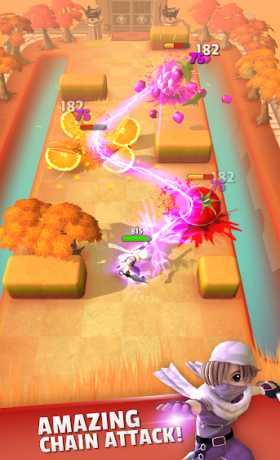 Dashero: Archer&Sword 3D - Offline Arcade Shooting
