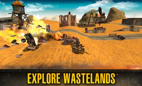 Dead Paradise: The Road Warrior 1 5 1 Apk + Mod (Free shopping) android