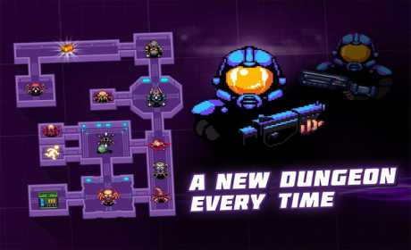 dead shell roguelike rpg 1 - Dungeon Boss APK + Mod zero.5.13419