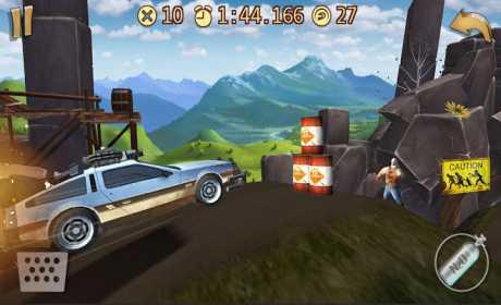 Death Climb Racing - Marche populaire ZOMBIE - Guerre routière