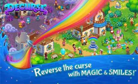 Decurse – A New Magic Farming Game