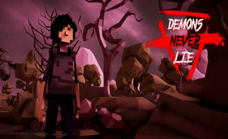 Demons Never Lie 2 - Horror adventure