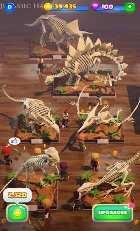 Dinosaur World: My Fossil Museum