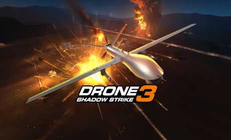 Drone : Shadow Strike 3 1 8 126 Apk + Mod (Unlimited Money