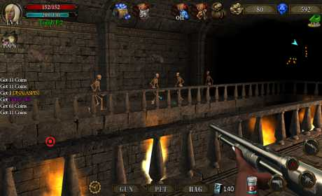 Dungeon Shooter V1.2 : Before New Adventure