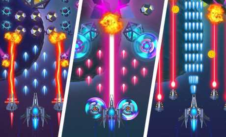 Dust Settle 3D-Infinity Space Shooting Arcade Game
