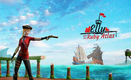 Elly and the Ruby Atlas – Free Offline RPG