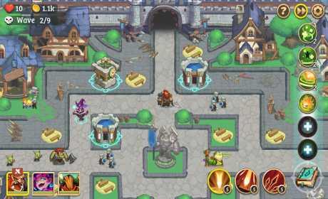 Empire Defender: Strategy TD Offline Game Fantasy
