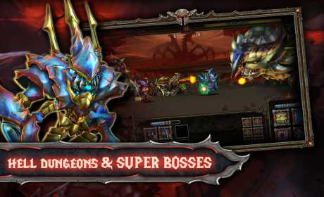 Epic Legendary Summoners - Magic Heroes Action RPG