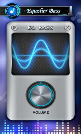 EQ & Bass Booster Pro - metal