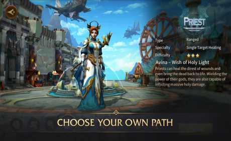 Era of Legends - World of dragon magic in MMORPG