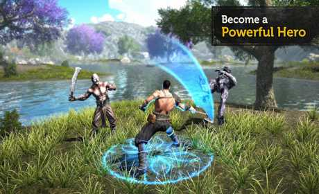 Evil Lands: Online Action RPG