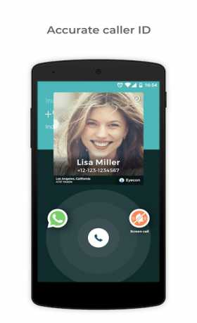 Eyecon: Caller ID, Calls, Phone Book & Contacts