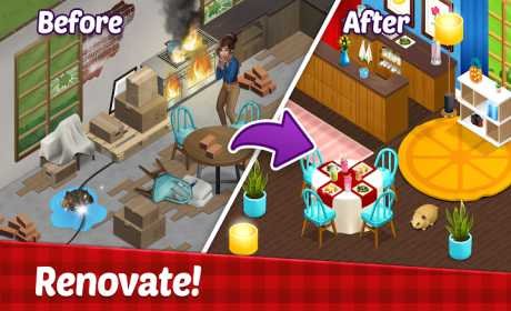 Fancy Cafe - Decorate your restaurant