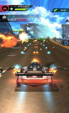 Fastlane 3D : Street Fighter