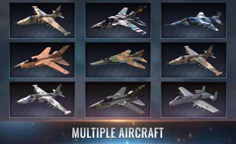 Fighter Pilot: HeavyFire