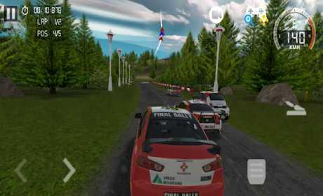 Final Rally: Extreme Car Racing