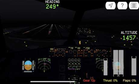 Flight Simulator Advanced