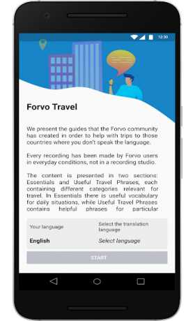 Forvo Travel