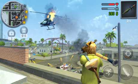 Gangs Town Story - action open-world shooter