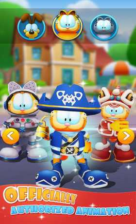Garfield Rush 2 5 9 Apk + Mod (Unlimited Money) android