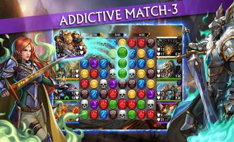 Gems of War - Match 3 RPG