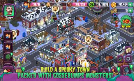 Goosebumps HorrorTown - The Scariest Monster City!