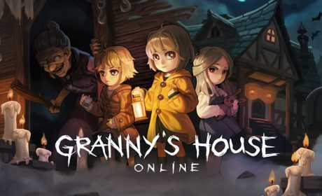 Granny's house - Multiplayer escapes