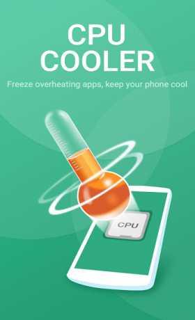 Green Clean-Phone Boost, Junk Clean