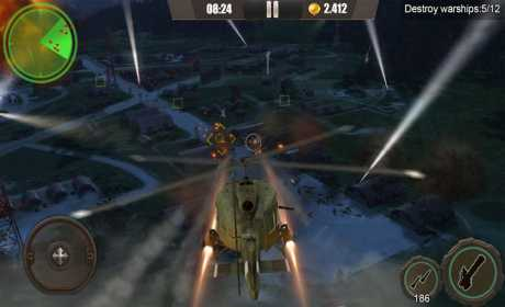 Gunship War:Total Battle