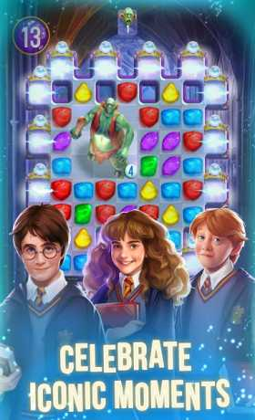 Harry Potter: Puzzles & Spells