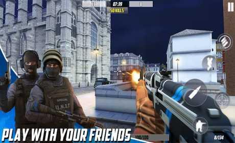 Hazmob FPS : Online multiplayer fps shooting game