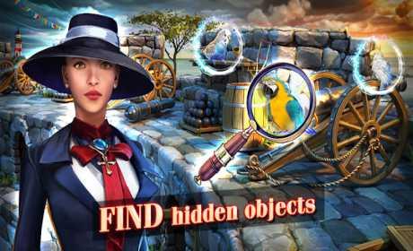 Hidden Objects: Coastal Hill Mystery