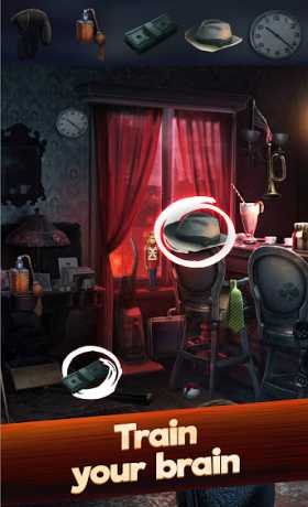 Hidden Objects: Find items