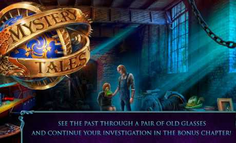 Hidden Objects – Mystery Tales Her Own Eyes