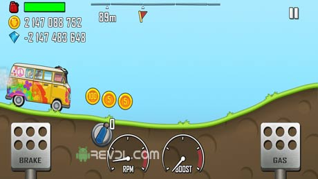 download latest version hill climb racing mod apk android
