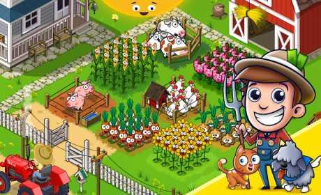 Idle Farming Empire - Fun Free Farm Game 1 33 0 Apk android