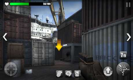 Impossible Assassin Mission - Elite Commando Game