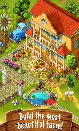 Jane's Farm: manage farming business, grow fruits!
