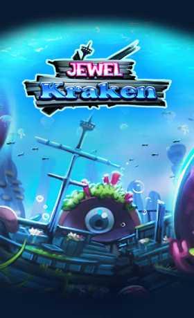 Jewel Kraken: Match 3 Jewel Blast