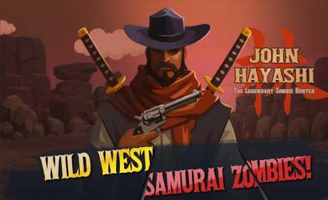 John Hayashi : The Legendary Zombie Hunter