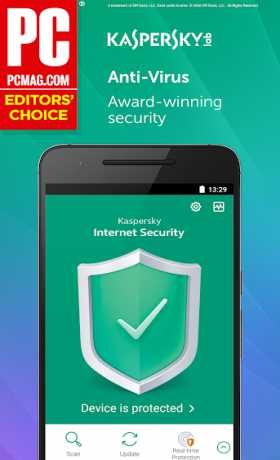 Kaspersky Mobile Antivirus: AppLock & Web Security 11 20