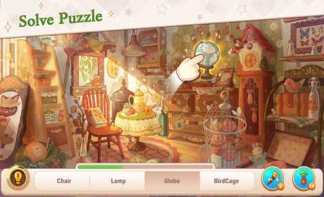 Kawaii Mansion: Cute Hidden Object Game