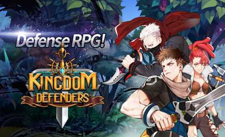 Kingdom Defenders - Fantasy Defense Game