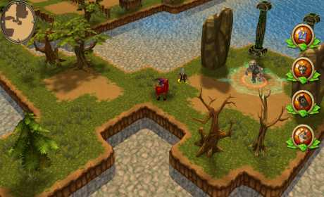 Kings Hero 2: Turn Based RPG