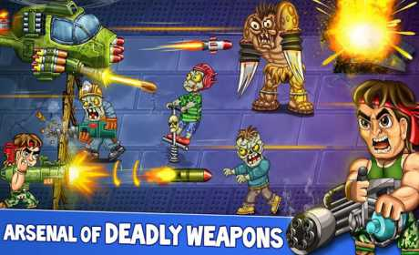 Last Heroes - Zombie Survival Shooter Game