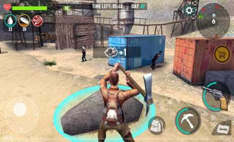 Last Human Life on Earth 1 1 Apk + Mod android