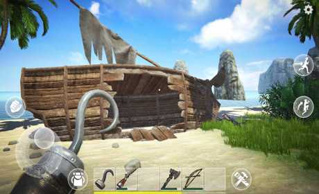 Last Pirate: Survival Island