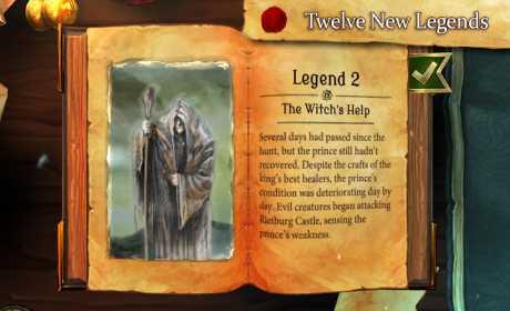 Legend of Andor - The King's Secret