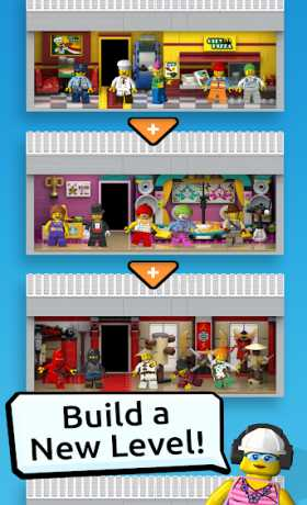 LEGO Tower 1 3 0 Apk + Mod (Unlimited Money) + Data android